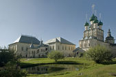 Kremlin. Rostov Veliky. Russia — Stock Photo