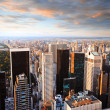 New york cityscape - Stock Photo