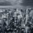 New york cityscape — Foto Stock