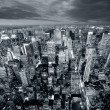 Stock Photo: New york cityscape