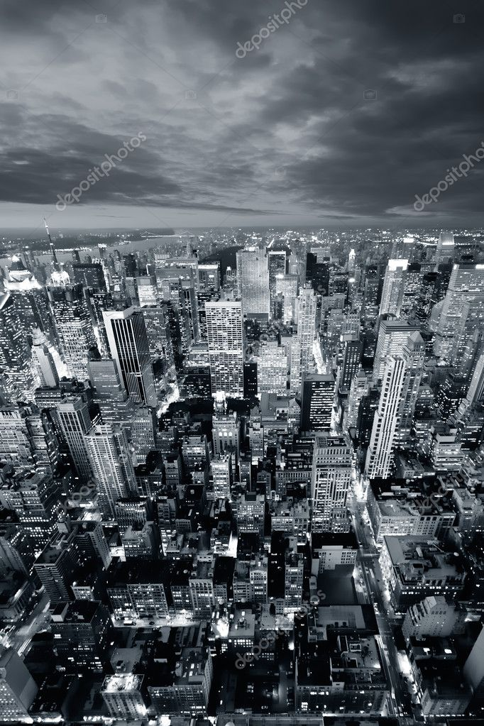New york City skyscrapers — Stock Photo #3201015