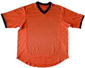 Orange T-Shirt — Stock Photo