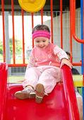 On the playground — Stock Photo