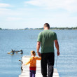 At the lake — Stock Photo #2958234