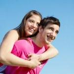 Loving couple — Stock Photo #3902847