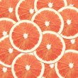 Colored grapefruits - Stock Photo