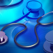 Stethoscope — Stockfoto