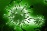 Herpes virus — Stok fotoğraf