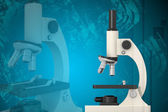 Microscope — Stock Photo