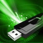 USB flash drive — Stock Photo #3248172