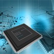 Semiconductor — Foto Stock