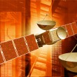 Stock Photo: Satellite