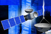 Satellite — Stock Photo