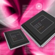 Semiconductor — Foto de stock #3560274