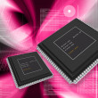 Semiconductor — Stockfoto #3560274