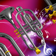 Musical instrument — Stock Photo