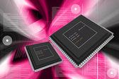 Semiconductor — Stock Photo