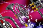 Müzik aleti — Stok fotoğraf