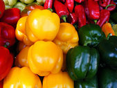 Peppers — Stock fotografie