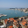 Stock Photo: Split harbour (Croatia)