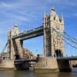 London. Tower bridge — Stock Photo