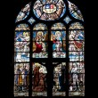 Stained glass window — Stock Photo #2823485