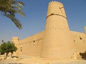 Al Masmak fort — Zdjęcie stockowe