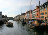 Copenhaga — Fotografia Stock