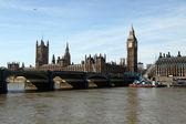 Big Ben and Parlament building — Stock Photo