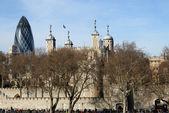 伦敦塔 — 图库照片