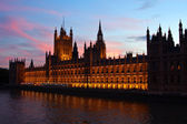 London. Parliament building. — Stock Photo