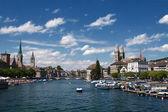 Zurique — Fotografia Stock