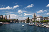Zurich — Fotografia Stock