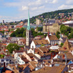 Zurich cityscape — Stock Photo #2852970