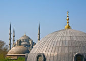 """Blue mosque"" in Istanbul — Stock Photo"