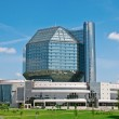 National library of Belarus — Stock Photo #3124718