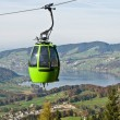 Stock Photo: Cable car