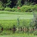 Golf course — Stock Photo #3161380
