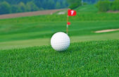 Golf ball — Stockfoto