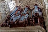 Church organ — Стоковое фото