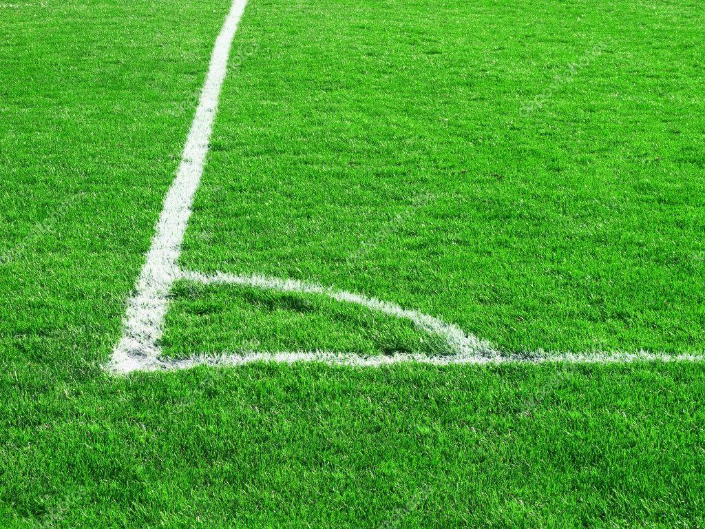 Soccer Field Grass Bac...