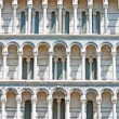 Middle Ages Duomo facade — Stock Photo #3370432