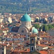 Cityscape of Florence - Stock Photo