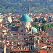 Royalty-Free Stock Photo: Cityscape of Florence
