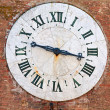 alt clock — Stockfoto