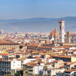 The panorama of Florence — Stock Photo