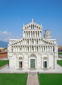 Miracoli square, pisa — Stock Photo