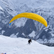 Royalty-Free Stock Photo: Paragliding