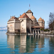 Chateau de Chillon — ストック写真