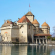 Chillon castle - Stock Photo